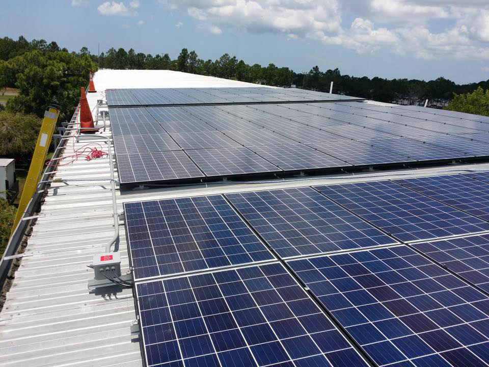 Florida Commercial Solar Installers | Solar Direct